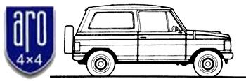 Aro 10 Trappeur - Oldtimer Garage Srl