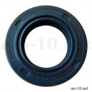 Oil seal A 25x42x10 TC Blu